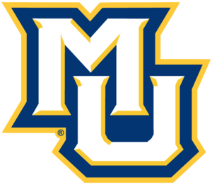 2008–09 Marquette Golden Eagles men's basketball team - Image: Marquette mu small