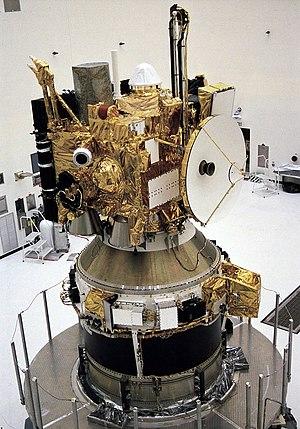 Mars Observer - Image: Mars Observer preparations