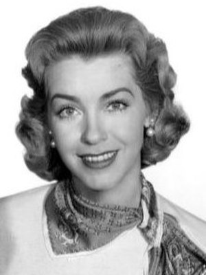 Marsha Hunt (actress, born 1917) - Publicity photo of Hunt taken in 1959