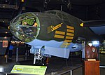 Martin B-26G Marauder, National Museum of the US Air Force, Dayton, Ohio, USA. (45203638185).jpg