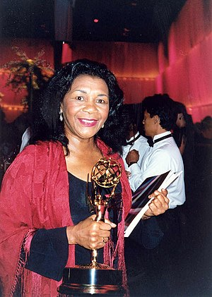 Mary Alice - Alice at the 45th Emmy Awards Governor's Ball, 1993.