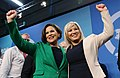Mary Lou McDonald and Michelle O'Neill 2018.jpg