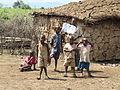 Masai village, Amboseli National Park 2010 12.JPG