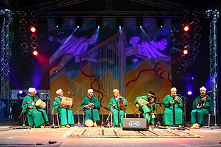 The Master Musicians of Jajouka led by Bachir Attar