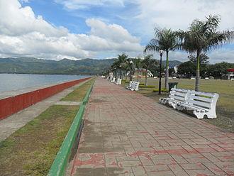 Mati, Davao Oriental - The Baywalk of Mati