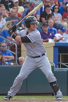 Matt Davidson, 2015 Triple-A All-Star Game.jpg
