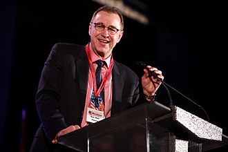 Matt Salmon - Salmon speaking at the 2014 Western Conservative Conference