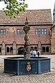 Maulbronn-Brunnen im Klosterhof-2019-06-16.jpg