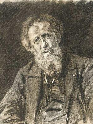 Constantin Meunier - Constantin Meunier, by Max Liebermann