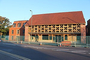 McCarthy & Stone - Image: Mc Carthy & Stone development in Godalming, Surrey