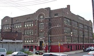 Hunting Park, Philadelphia - Image: Mc Clure School Philly