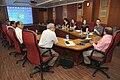 Meeting With GSM Project Members And NCSM Dignitaries - NCSM - Kolkata 2018-02-22 8062.JPG
