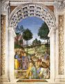 Melozzo da Forlì - Christ's Entry into Jerusalem - WGA14788.jpg