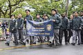 Members of the Law Enforcement Explorer Program march in the Staten Island Memorial Day Parade in New York City.jpg