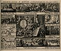 Memorial of European events from the year 1719. Engraving, c Wellcome V0007609.jpg