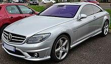 Mercedes Benz Cl63 Amg Pre Facelift