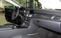 Mercedes-Benz CLS 350 BlueEFFICIENCY (C 218) – Innenansicht, 4. Juni 2011, Wuppertal.jpg