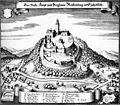 Merian 1646 Das Veste Ampt und Berghaus Ruestenberg im Eychsfeld.jpg