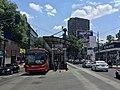 Mexico City Metrobus Line 1 Durango station.jpg