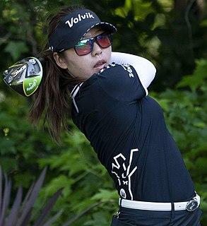 Lee Mi-hyang South Korean golfer