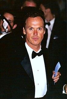 Michael Keaton nel 2002