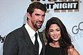Michael Phelps & Nicole Johnson (33394385821).jpg
