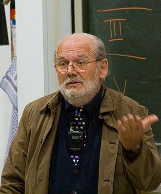 Michel Brunet (paleontologist) - Michel Brunet (paleontologist)