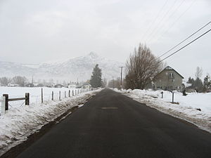 Midway, Utah - Midway in 2011