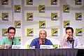 Mike Barker, Matt Weitzman & Seth MacFarlane (5980346435).jpg
