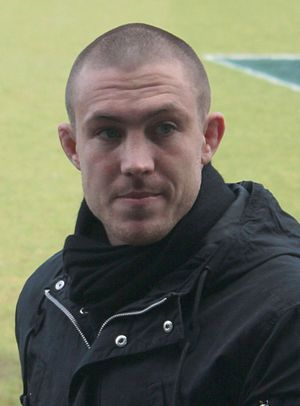 Mike Brown (rugby union) - Image: Mike Brown Rugby 2013