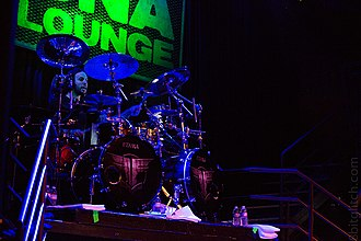 Malignancy (band) - Image: Mike Heller 2013