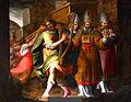 Milano S. Maria del Carmine Cappella del Carmine, Camillo Procaccini, Davide e Saul.jpg