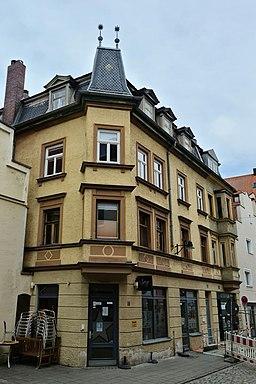 Milchstraße in Ingolstadt