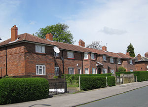 Miles Hill - Miles Hill View - terraced houses