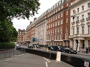 Millennium Hotel Mayfair - Image: Millennium Hotel, Mayfair