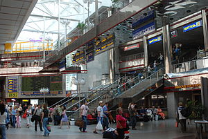 Minsk Railway station - Image: Minsk Central Train Station