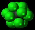 Mirex molecule spacefill.png