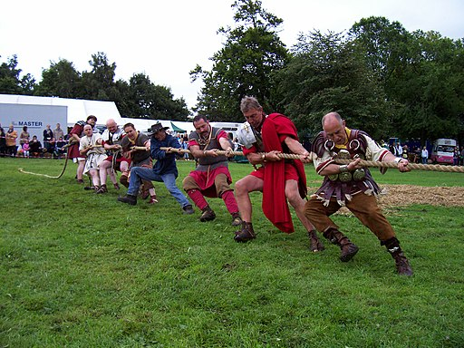Mirfield Show 2007 - Roam's Tug of War