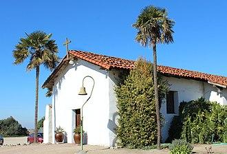 Soledad, California - Image: Mission Soledad, 36641 Fort Romie, Rd Soledad, CA USA panoramio (2)