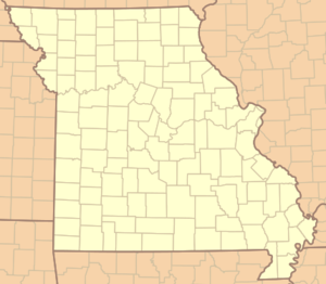Missouri Locator Map UTM.png