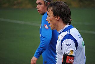 Mattias Moström Swedish footballer