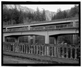 Moffett Creek Bridge, Spanning Moffett Creek at Old Columbia River Highway, Warrendale, Multnomah County, OR HAER ORE,26-WARDA,1-8.tif