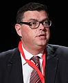 Mogens Jensen Socialdemokratiet (S) Danmark. Nordiska radets session i Reykjavik 2010.jpg