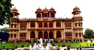 Pakistani architecture - The Mohatta Palace, Karachi