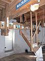 Molen Oog in 't Zeil Cothen Maalkoppel kunststenen met houten steenbus paard.jpg