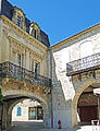 Monflanquin - Place des Arcades -3.JPG