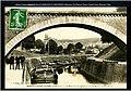 Montcy-Saint-Pierre (Ardennes) — Le Pont sur le Canal et vue sur Montcy-Notre-Dame.jpg