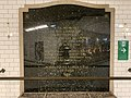Monument Mémoire Camarade Métropolitain Fusillés Allemands Station Métro Château Vincennes Vincennes 4.jpg