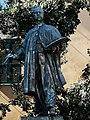 Monumento al pittore Nicolò Barabino di Augusto Rivalta,Sampierdarena.jpg