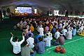 Morning Prayers - Rawatpura Sarkar Ashram - Chitrakoot - Satna 2014-07-06 7019.JPG